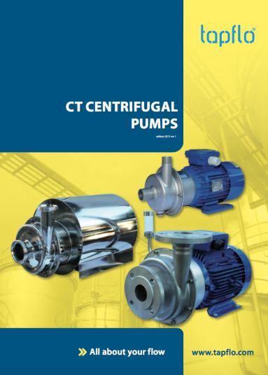 Centrifugal transfer pumps