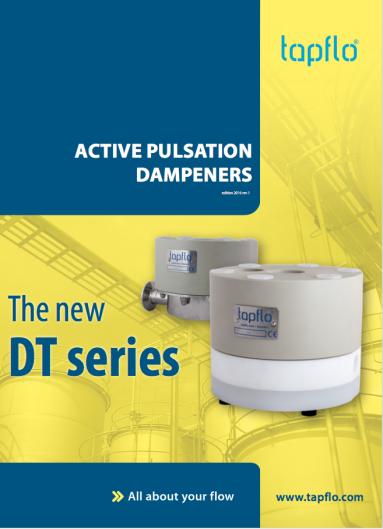 Active pulsation dampeners