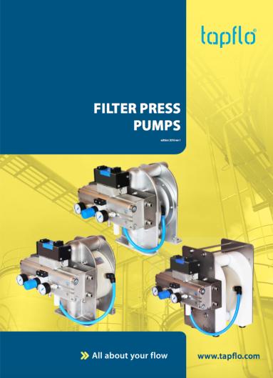 Filter press pumps