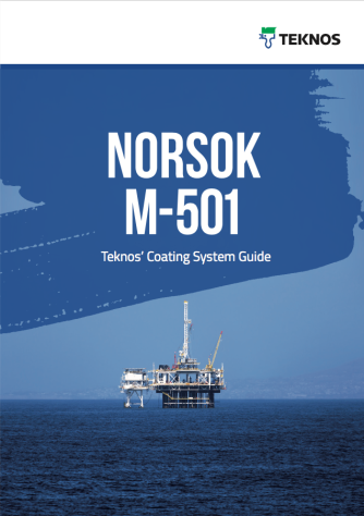 Norsok coatings