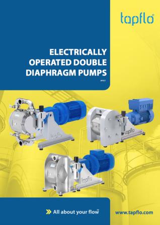 Electrical diaphragm pumps