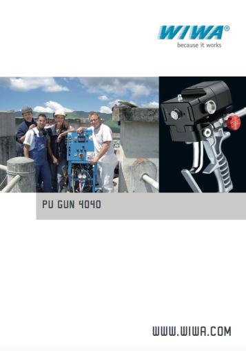 2K Gun 4040