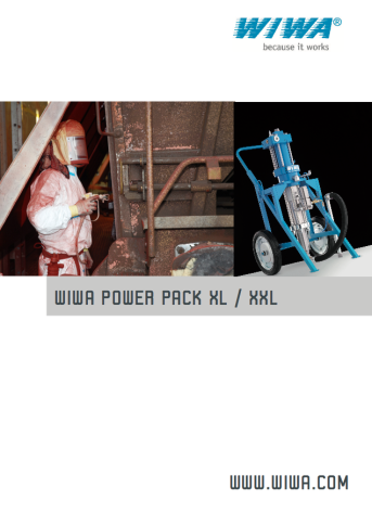 Hydraulic powerpack